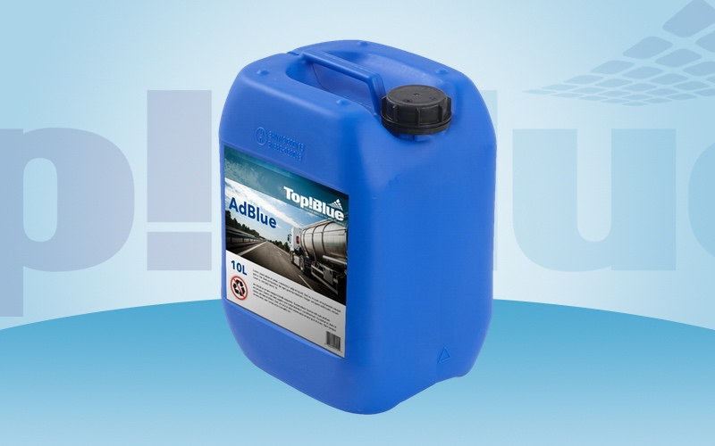 AdBlue® in 10L/18L cans